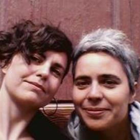 Maria Zafra i Raquel Marques