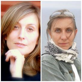 Sonia Madrid i María Guerra