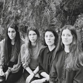 Laia Alabart, Alba Cros, Laura Rius i Marta Verheyen