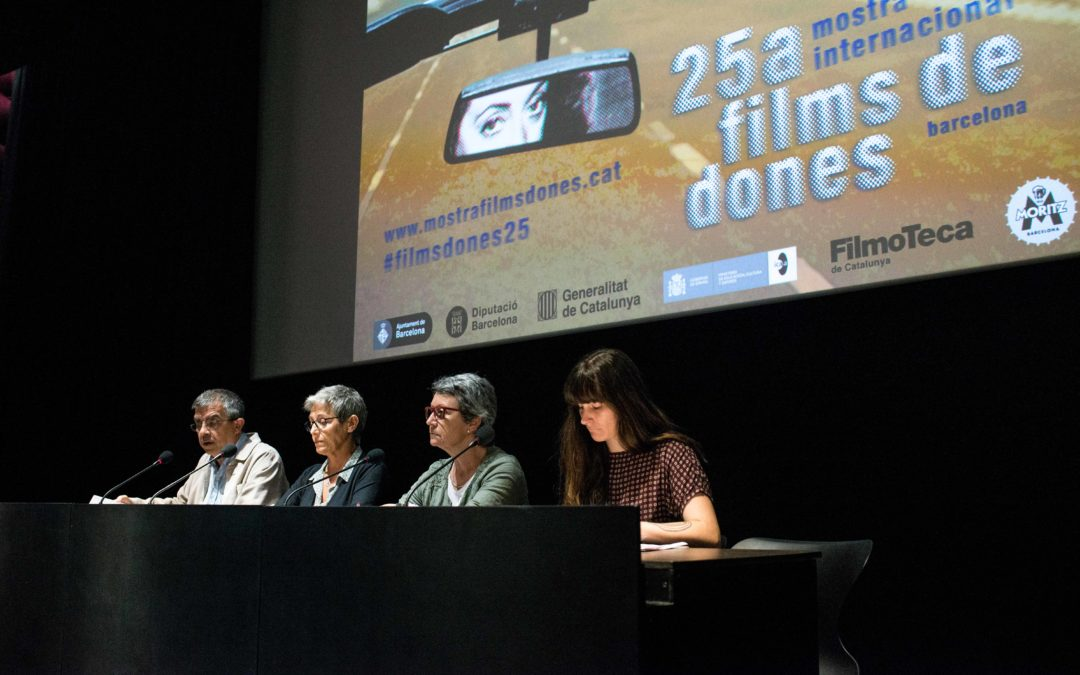 La Mostra presenta el programa de juny a la Filmoteca