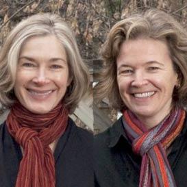 Amanda Forbis i Wendy Tilby