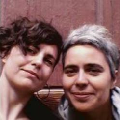 Raquel Marques i Maria Zafra