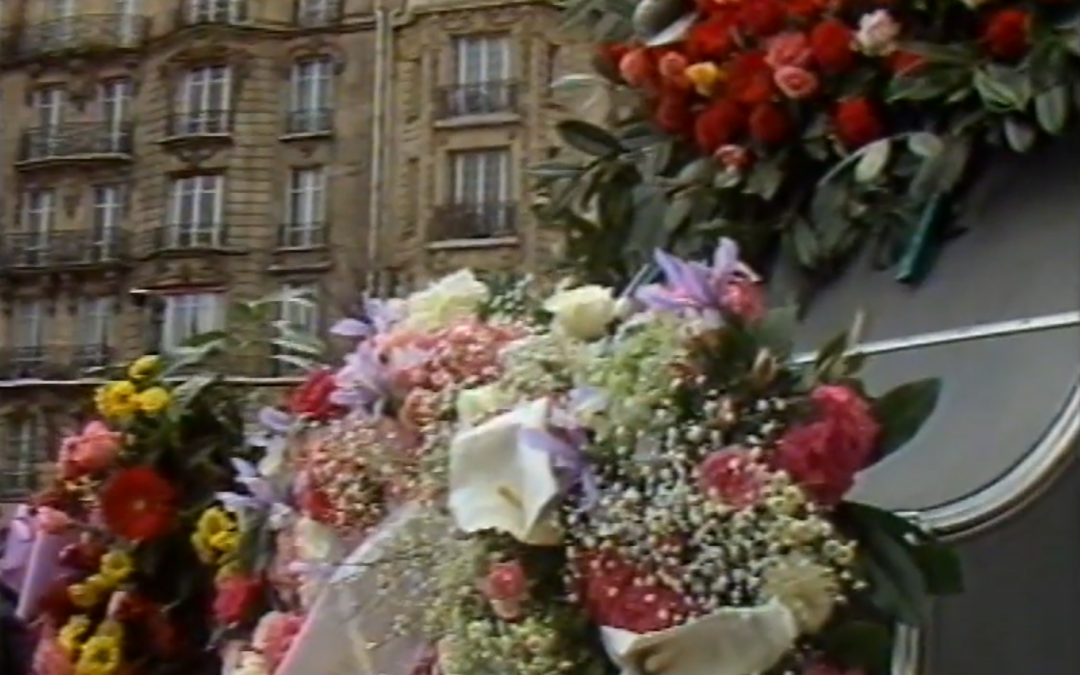 Hommage à Simone de Beauvoir (Homenatge a Simone de Beauvoir)
