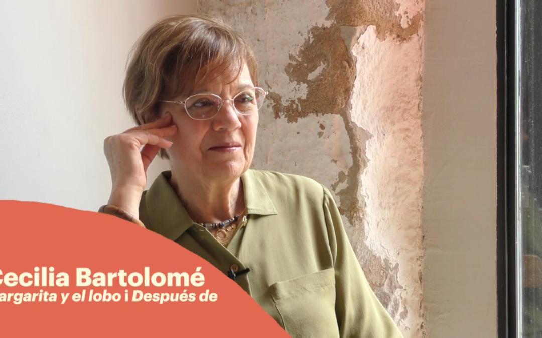 Entrevista a Cecilia Bartolomé | 26a Mostra