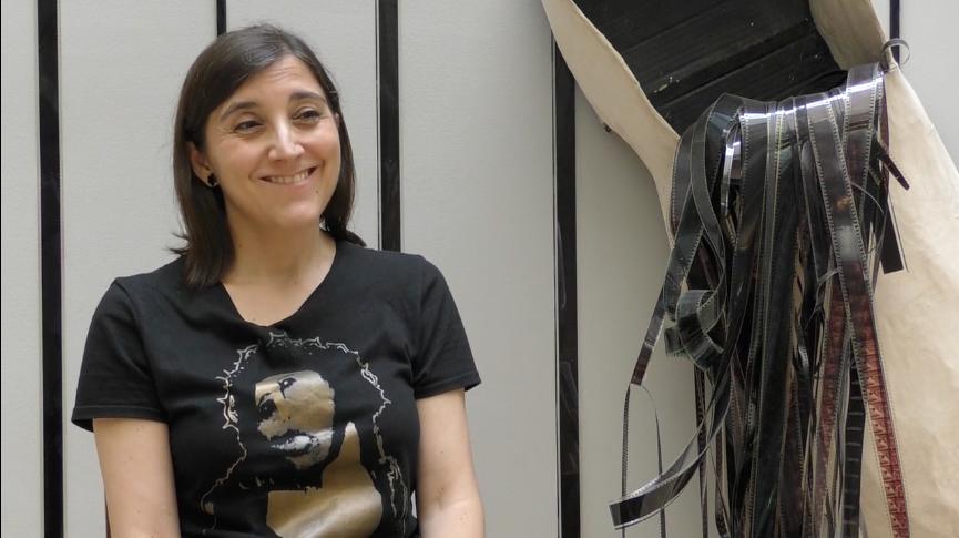 Entrevista a María Cañas | 26a Mostra