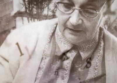 María Moliner. Tendiendo palabras