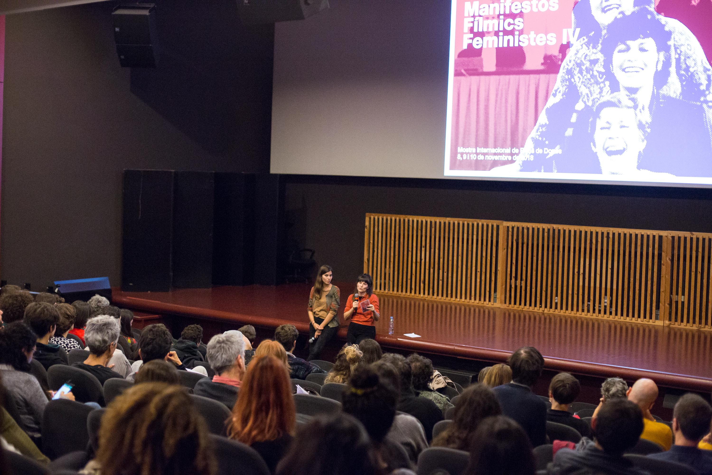 Manifestos Fílmics Feministes IV Mostra Internacional Films de Dones Barcelona al CCCB