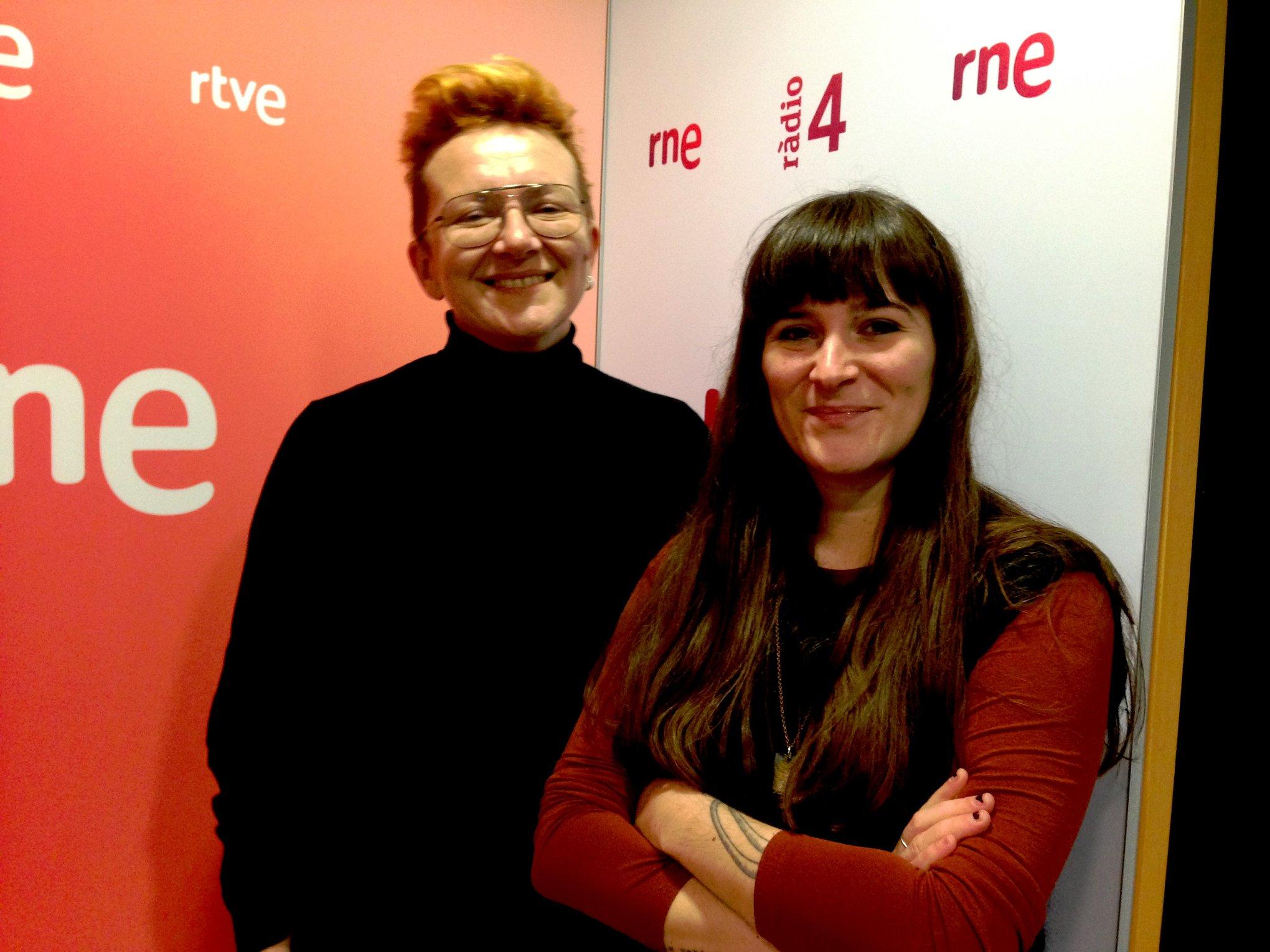 La Mostra Interacional Films Dones Barcelona a Feminismes RN4 03 Marta Nieto Brigitte Vasallo Top of the Lake