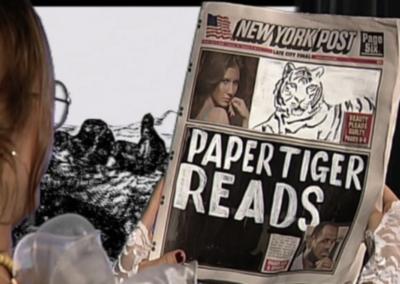 Barcelona Paper Tiger