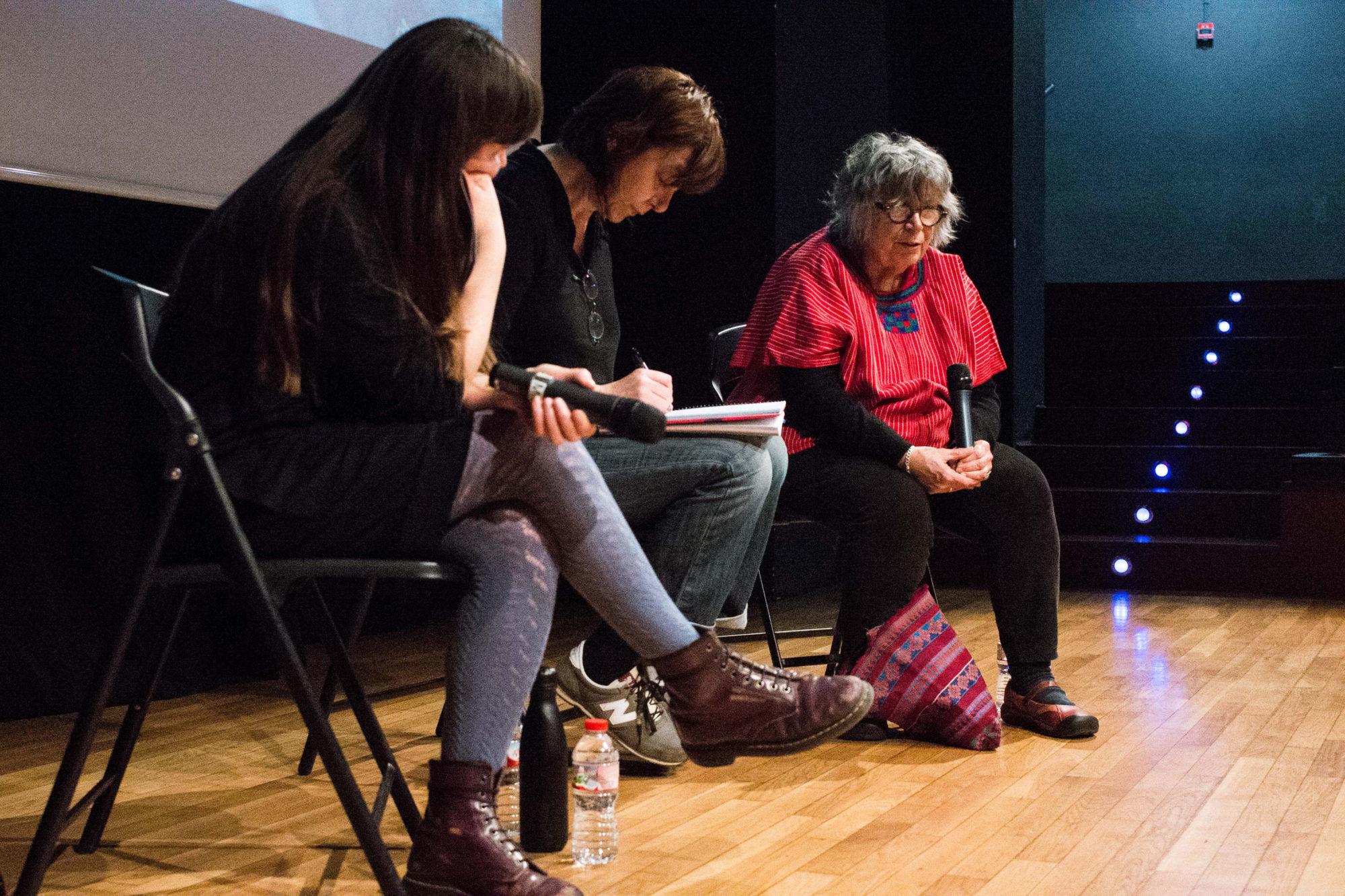 Mostra Internacional de Films de Dones de Barcelona, Pensadora DeeDee Halleck