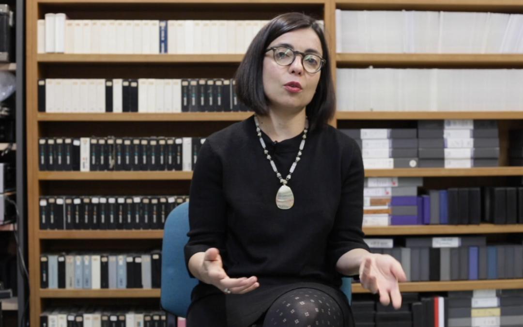 Entrevista a Sonia García López