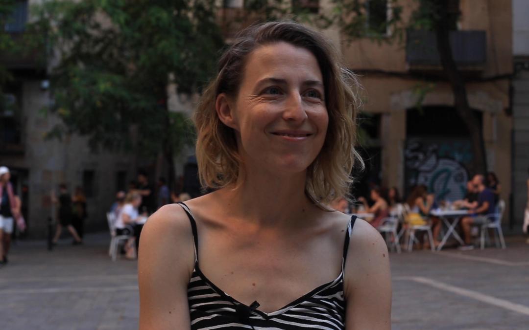 Entrevista a Celia Galán